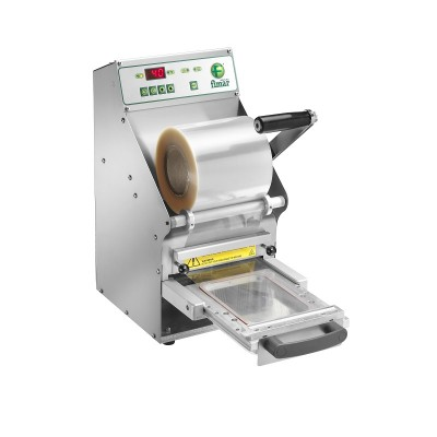 Manual food thermosealing machine in steel, mod. TS2 - Fimar
