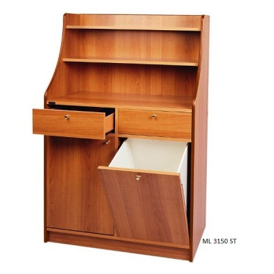 High room cabinet with two doors . Model: ML3100SS