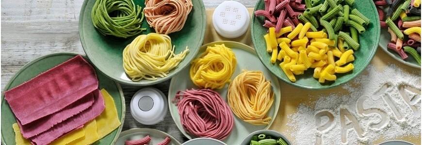Pasta Processing