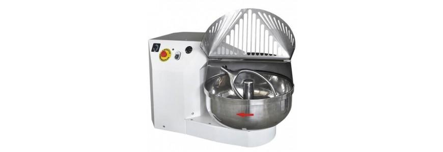 Fork dough mixers