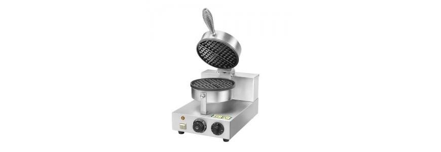 Gelato e Waffle
