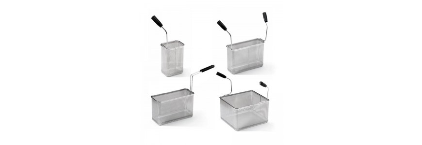 Accessories for pasta cookers