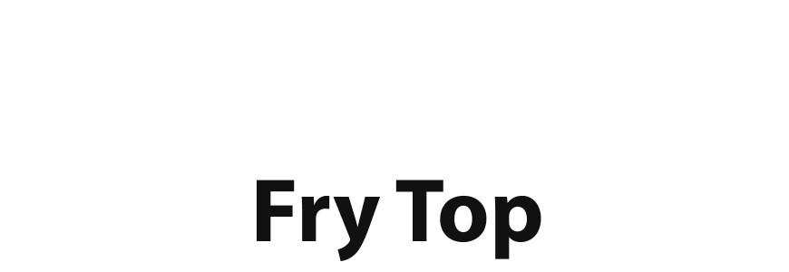 Spare parts for Fry Top
