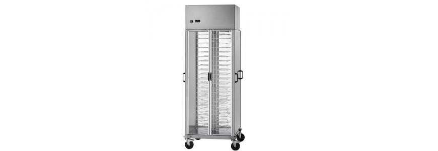 Refrigerated trolleys